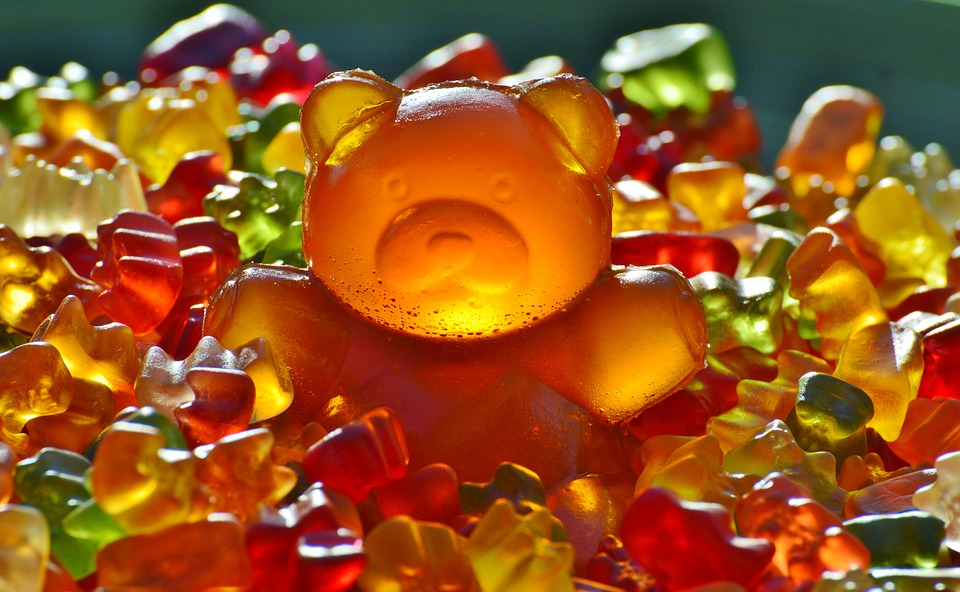 Manic Monday: Teenage Boys, Gummy Bears, and ???