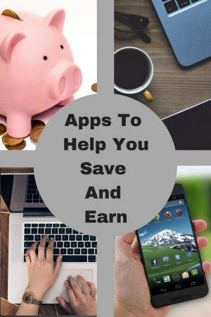Apps to Help You Earn or Save Money