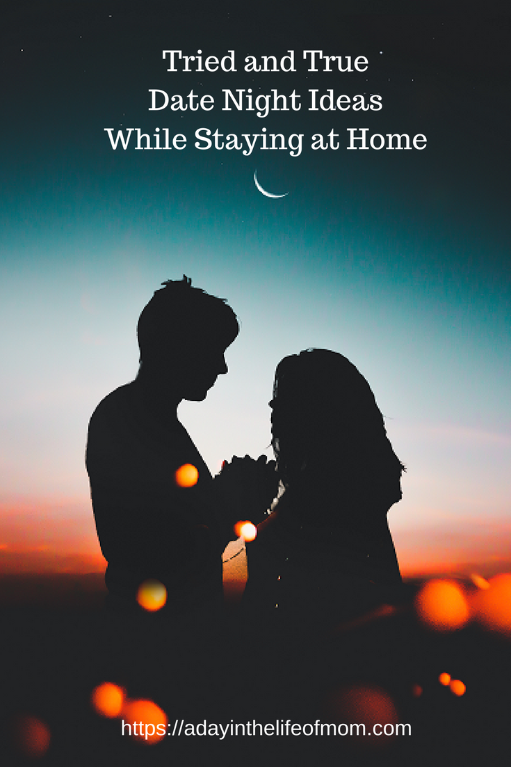 Date Night Ideas for Staying Home