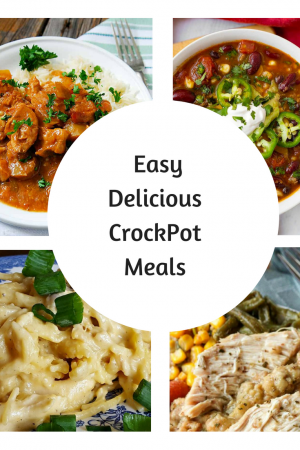 31 Easy Delicious Crock Pot Meals
