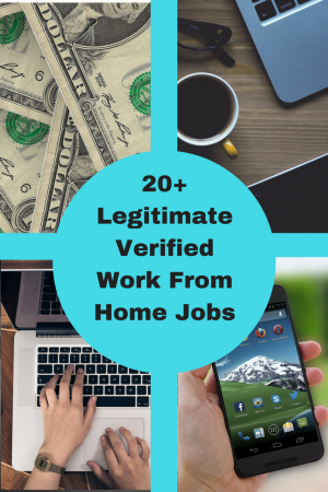 Verified Work From Home Jobs
