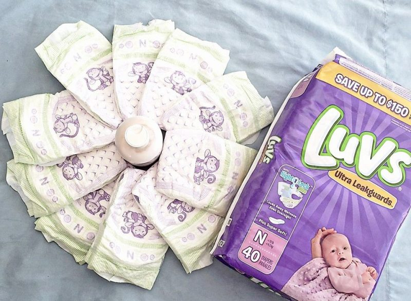 3 Tips to Make Diaper Changing Easier