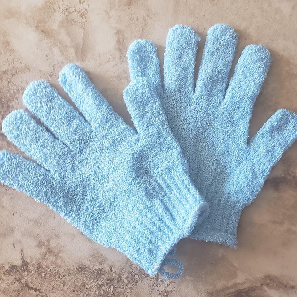 SmitCo Exfoliating Gloves
