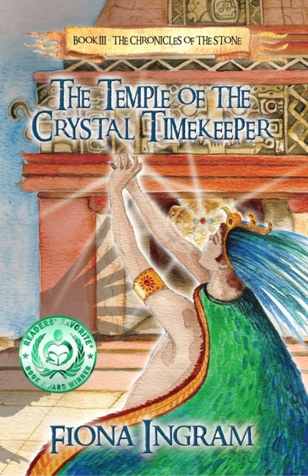My Review: The Temple of the Crystal Timekeeper