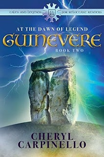 Book Review: Guinevere At the Dawn Of Legend