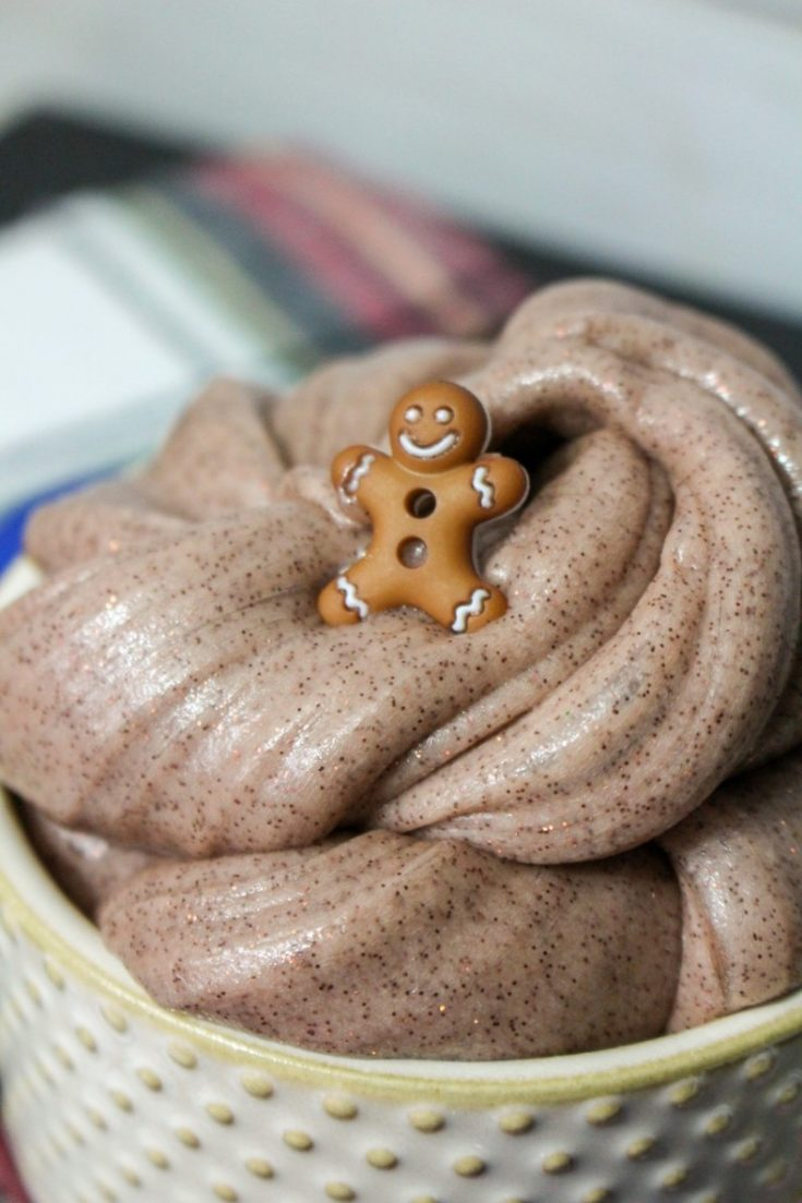 Gingerbread Slime
