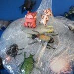 Timon and Pumba Lion King Bug Slime