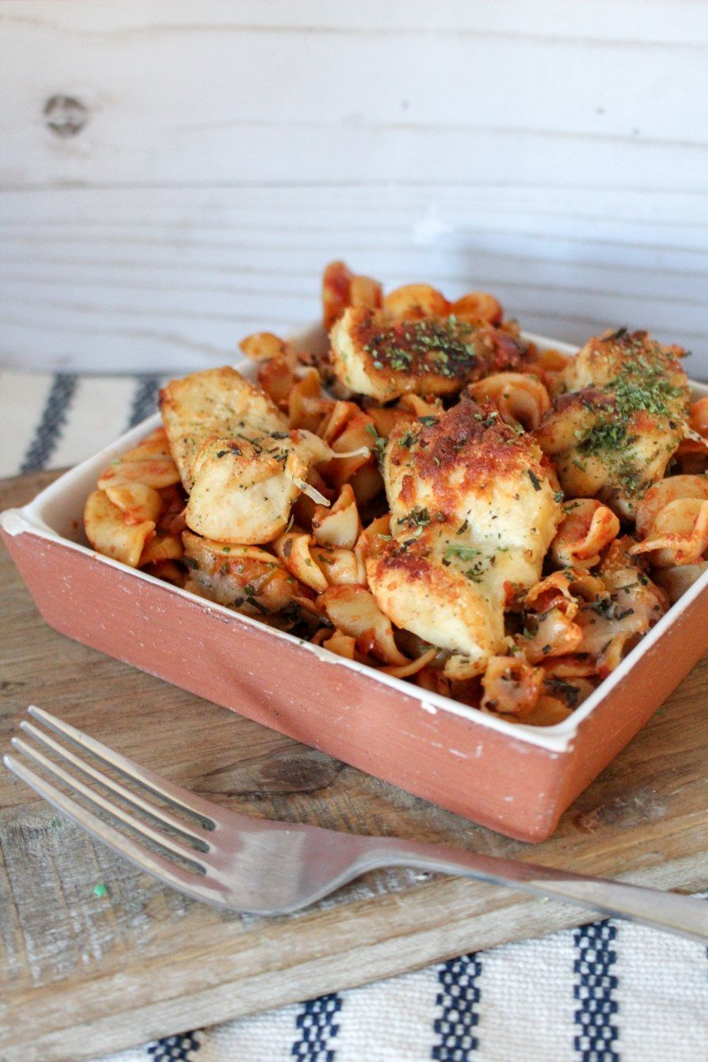 rosemary and thyme chicken bake