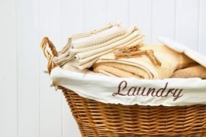 Large Family Tips: Organizing Your Laundry Room