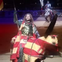 Heroic Knights, Majestic Horses, and a Queen: Medieval Times