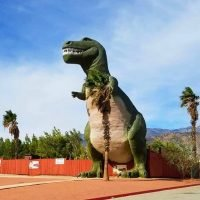 Cabazon Dinosaurs Roadside Attraction