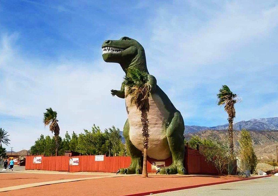 rex cabazon dinosaurs