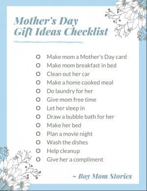 Budget Friendly Ways Kids Can Show Mom They Appreciate Her
