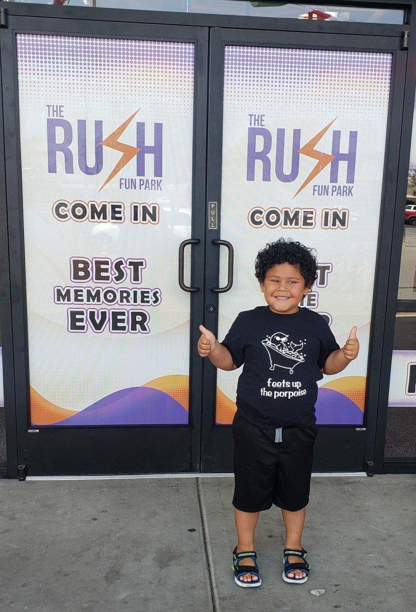 rush fun place