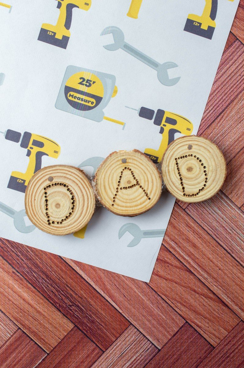 Inexpensive Homemade Gift For Dad