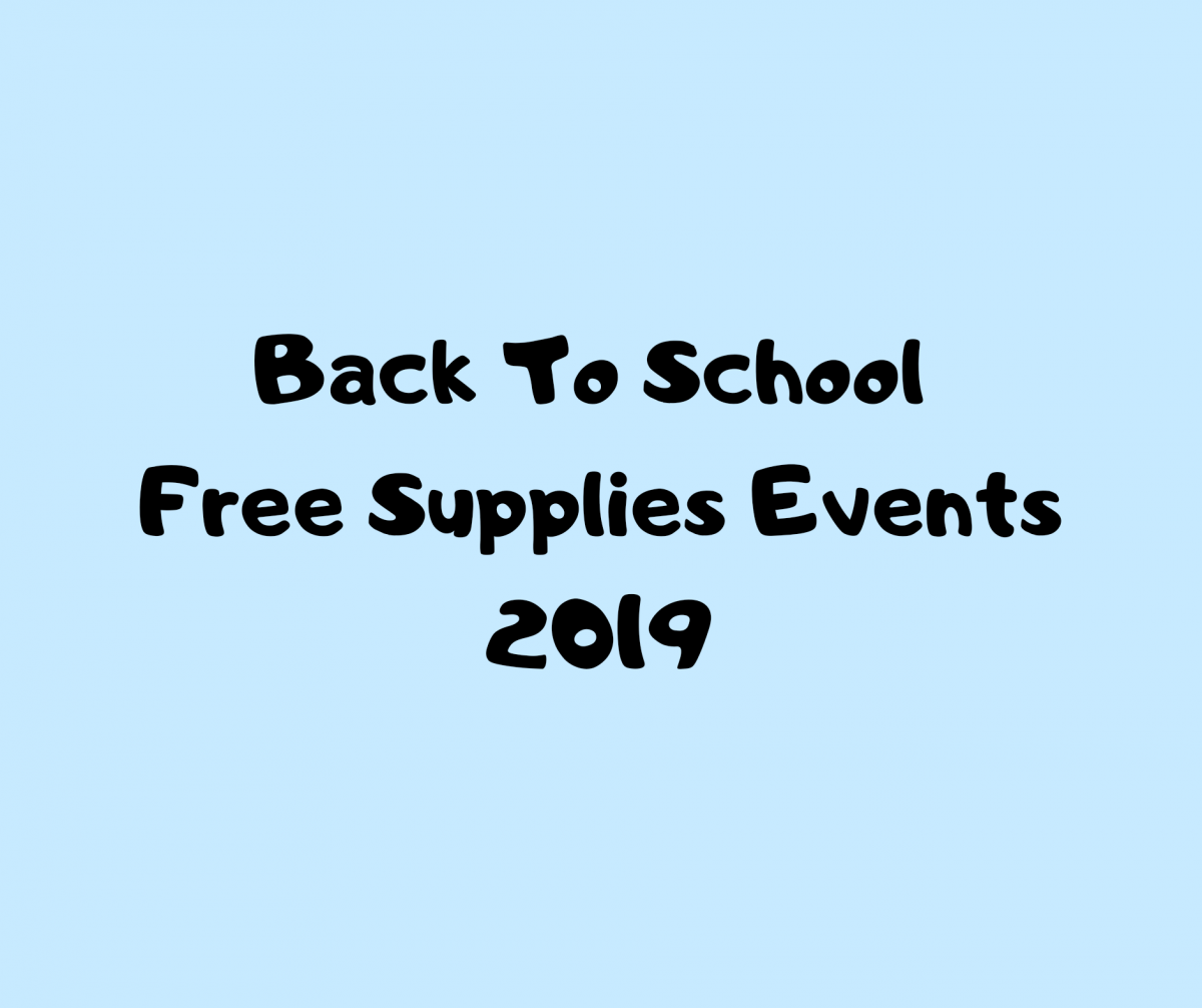 Free School Supplies Arizona Events and Resources