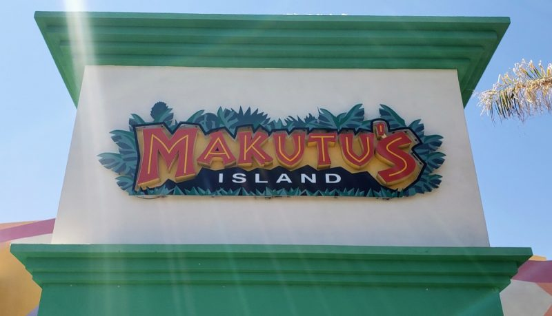 Makutu's Island Indoor Play In Chandler Az