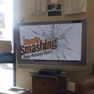 Simply Smashing Rage Room Tempe Arizona